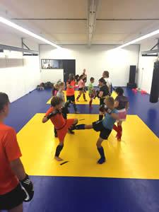 Kickboksen in De Rijp en Purmerend - Sambonsports