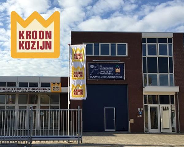Kroon Kozijn, nummer 1 in Kunststof Kozijnen