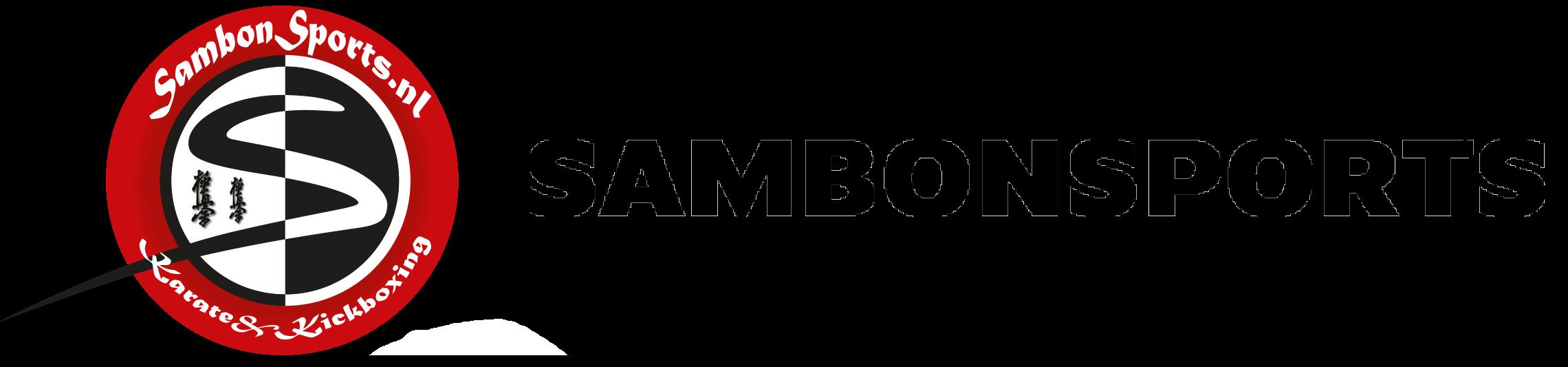 Sambonsports Karate en Kickboxing logo